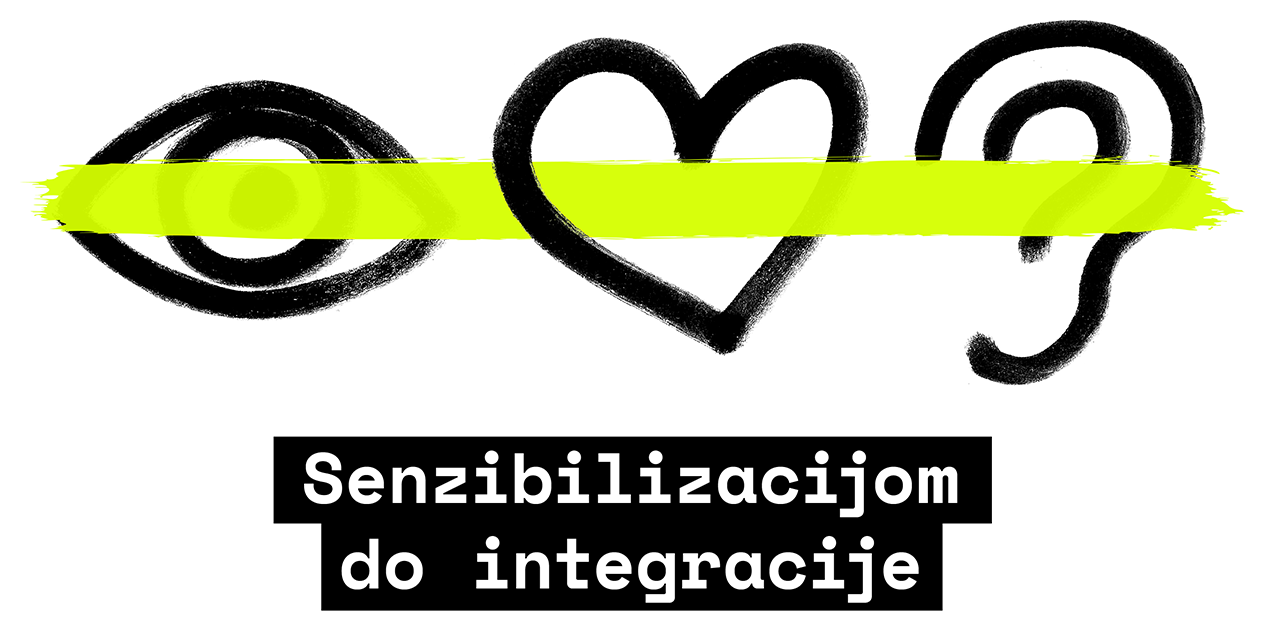 Senzibilizacijom do integracije