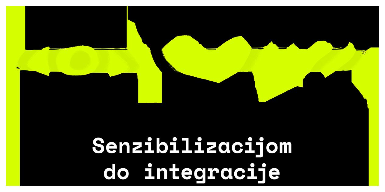 Senzibilizacijom do integracije